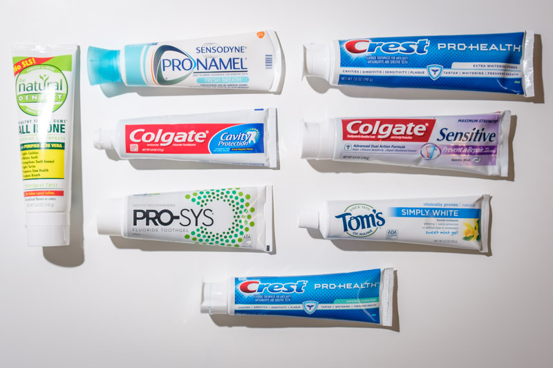 Best Toothpastes For Cavities